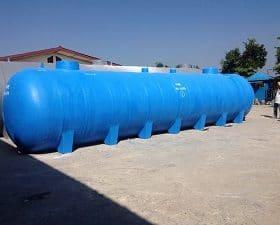 ถังเก็บน้ำไฟเบอร์กลาสขนาด 15,000 ลิตรราคาถูก