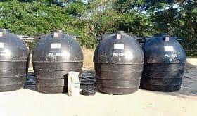 ถังบำบัดน้ำเสียขนาด3000ลิตรราคายุติธรรม
