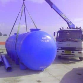 ถังเก็บน้ำไฟเบอร์กลาสขนาด15000ลิตรราคาถูก