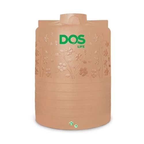 ถังเก็บน้ำบนดิน DOS CHABA AG+ Combac ขนาด 6000 ลิตร