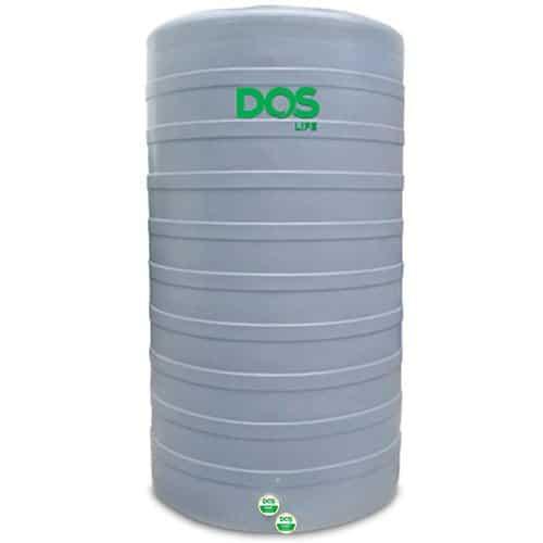ถังเก็บน้ำบนดิน DOS CHAMP ขนาด 550 ลิตร