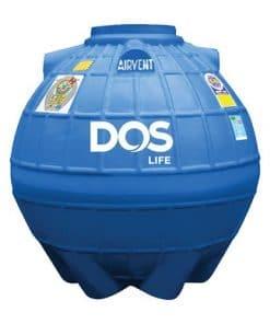 ถังเก็บน้ำใต้ดิน DOS EXTRA ขนาด 1000 ลิตร