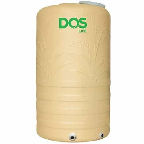 ถังเก็บน้ำบนดิน DOS GROW ขนาด 1000 ลิตร