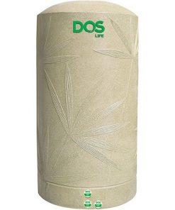 ถังเก็บน้ำบนดิน DOS NATURA ขนาด 1500 ลิตร