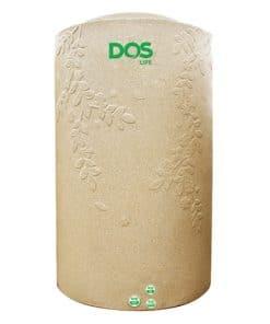 ถังเก็บน้ำบนดิน DOS ROSEMARY ขนาด 700 ลิตร