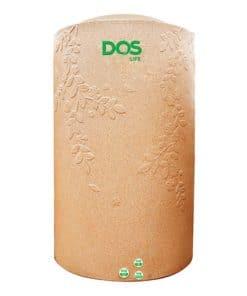 ถังเก็บน้ำบนดิน DOS ROSEMARY Ag+ Combac ขนาด 2000 ลิตร